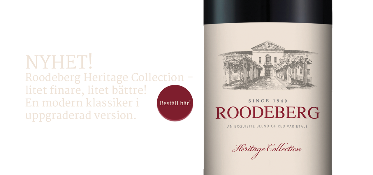 Roodeberg Heritage Collection